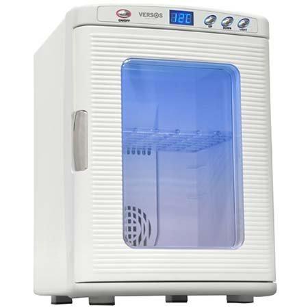 VERSOS 25L冷温庫 ホワイト VS-404