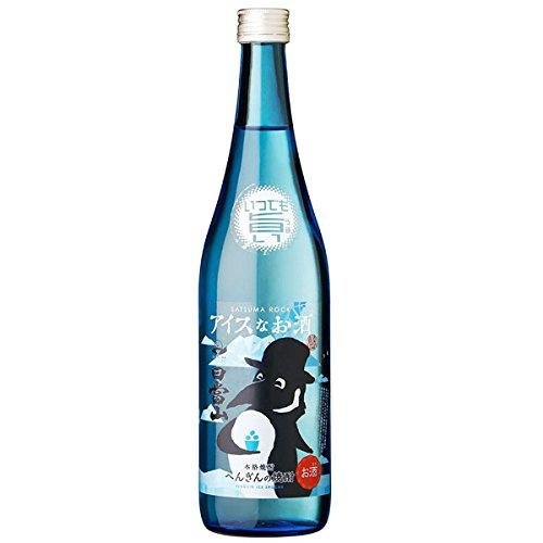 【冷やし焼酎始めました】【夏季限定】アイスなお酒 日當山(ひなたやま) 12度 720ml