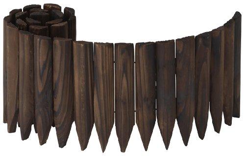 タカショー ガーデンエッジ 焼磨き 20×100cm