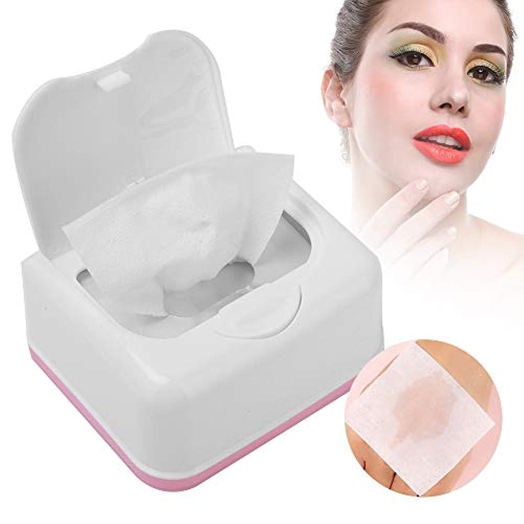 純粋などきどき咽頭60枚 使い捨て化粧品を拭くウェットワイプフェイスリップまつげマイルドクレンジングティッシュ