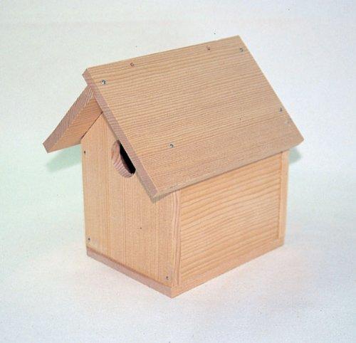 夏休み 工作キット 野鳥工作キットA 巣箱