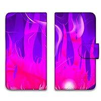 WHITENUTS Galaxy S10+ SC-04L ケース 手帳型 UVプリント手帳 パターンB (wn-499) スマホケース ギャラクシー エステンプラス 手帳 カバー スマホカバー WN-PR1173711_LL