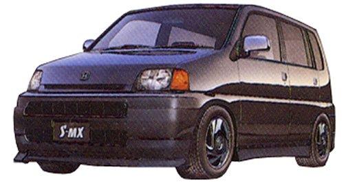 フジミ模型 1/24 インチアップシリーズ No.55 S-MX ローダウン '96 プラモデル ID55