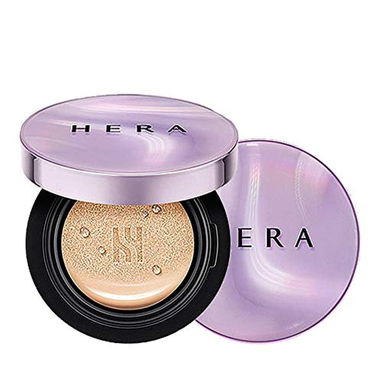 神秘的な形状最大HERA(ヘラ) UVミストクッション ウルトラモイスチャー SPF34/PA++ [本品] (13号 アイボリー)
