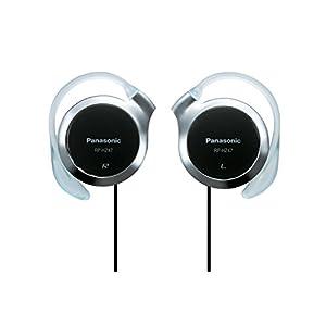パナソニック オープン型オンイヤーヘッドホン 耳掛け式 ブラック RP-HZ47-K