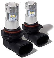 カルディナ LED フォグランプ トヨタ HB4 40W ジャップ製 2個セット フォグ ライト ホワイト