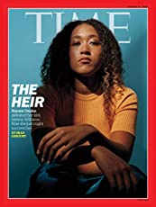 Time Asia [US] January 21 大坂なおみ選手表紙 2019 (単号)