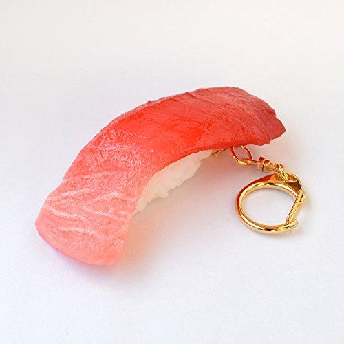 食品サンプル キーホルダー トロ 寿司 お土産