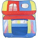KESOTO 軽量 折り畳み 子ども 遊びテント 便利 プレイテント キッズテント
