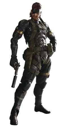 METAL GEAR SOLID PEACE WALKER PLAY ARTS改 SNAKE Sneaking Suit Ver.(PVC塗装済みアクションフィギュア)