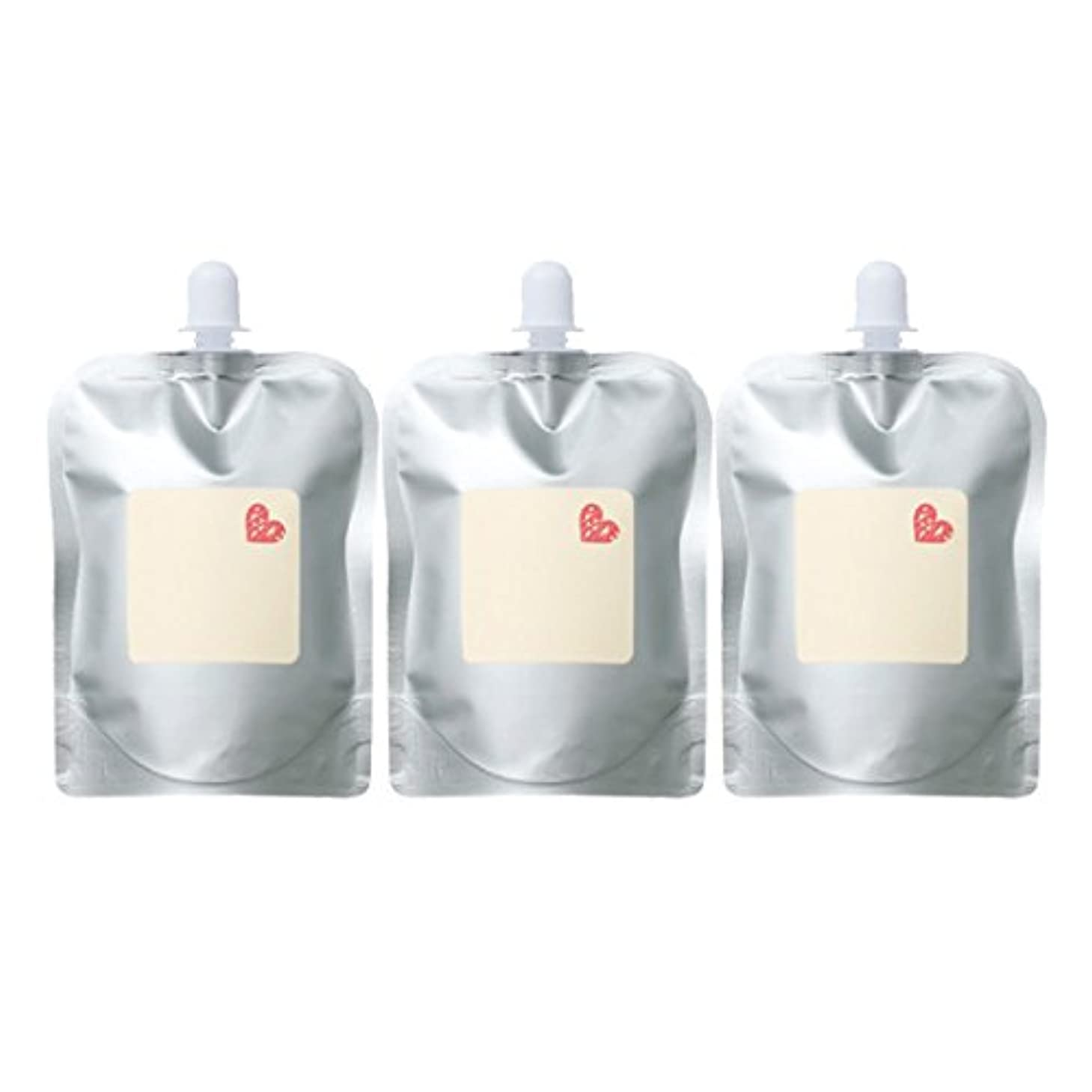 リード適度な肌寒い【x3個セット】 アリミノ ピース ナチュラルウェーブ ホイップ 400g 詰替え用
