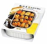 K&K 缶つま★レストラン ムール貝の白ワイン蒸   95g × 3缶セット
