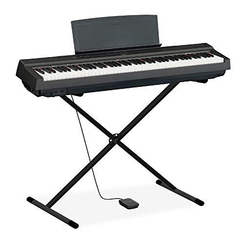 YAMAHA P-125 B X型スタンドセット 電子ピアノ 88鍵盤 ヤマハ