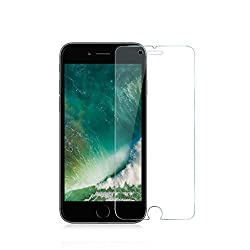【iPhone 7 専用設計】 Anker GlassGuard iPhone 7 4.7インチ用 強化ガラス 液晶保護フィルム【3D Touch対応   硬度9H   気泡防止】 A7471001