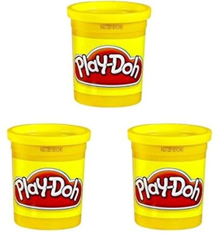 Play Doh 3パック イエロー 3pk