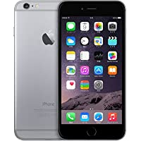 Apple ( アップル ) iPhone 6 Model:A1586 16GB スペースグレイ SIMフリー モデル CPO ( Certified Pre-Owned ) FG472LL/A