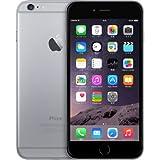 Apple iPhone 6 Plus SIMフリー アップル 正規 整備済品 (128GB, スペースグレー)