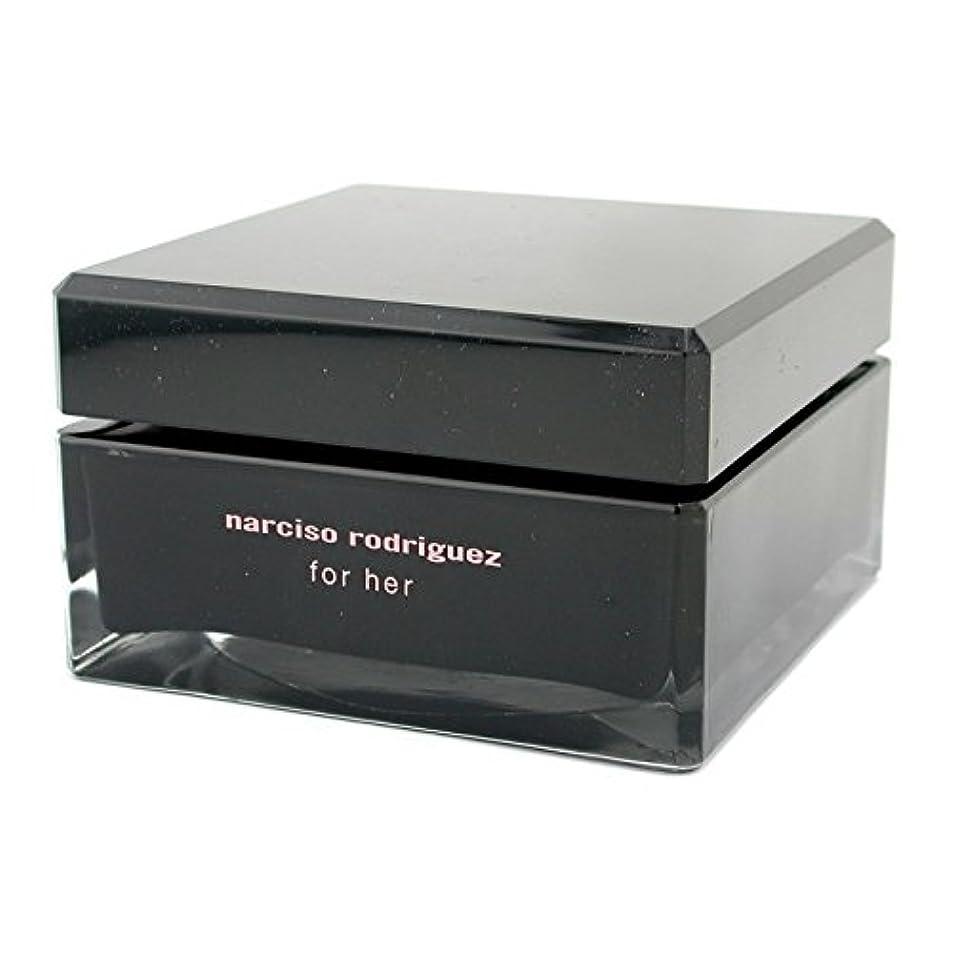フラフープスポット錆びナルシソロドリゲス フォーハー ボディクリーム 150ml/5.2oz並行輸入品