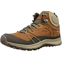 KEEN Shoes Women's Terradora Leather WP Mid Boots