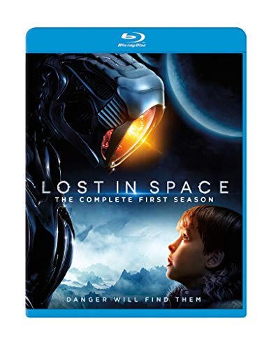 Lost in Space (2018): The Complete First Season [Blu-ray]