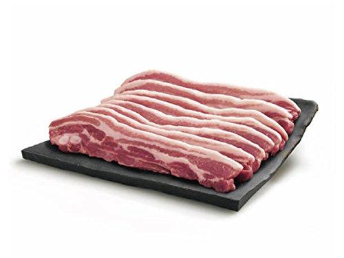 豚バラ肉 1kg 輸入・冷凍 選べるスライス厚さ 6,8,10,12mmからお選びできます!