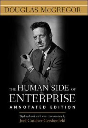 Download The Human Side of Enterprise, Annotated Edition 0071462228