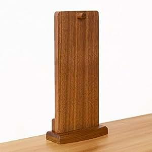 掛軸スタンド 20代 天然木 ウォールナット 仏具 日本製 ALTAR