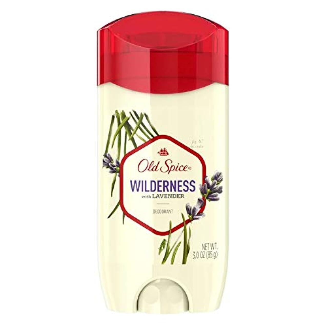 調和ギャンブル平衡Old Spice Fresher Collection Wilderness Deodorant - 3.0oz オールドスパイス フレッシャー コレクション ワイルドネス デオドラント 85g [並行輸入品]