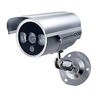 オンロード(OnLord) SDカード防犯カメラ 録画装置内蔵 USB接続 屋外 赤外線暗視カメラ ハウジング型 OL-028