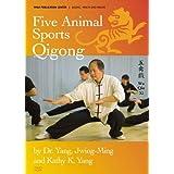 Five Animal Sports Qigong (YMAA chi kung) DVD