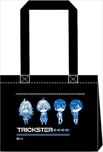TRICKSTER -江戸川乱歩「少年探偵団」より- デフォルメトートバッグの詳細を見る
