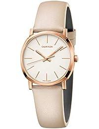 [カルバンクライン] 腕時計 Posh(ポッシュ) 3針 K8Q336X2 レディース 正規輸入品 ピンク