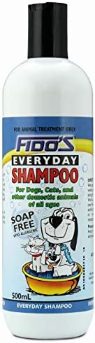 Fidos Everyday Shampoo for Dogs and Cats, 500ml