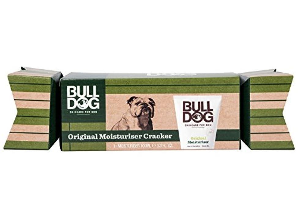 予測子夫婦クロールブルドッグ Bulldog オリジナルモイスチャライザー100ml クラッカー
