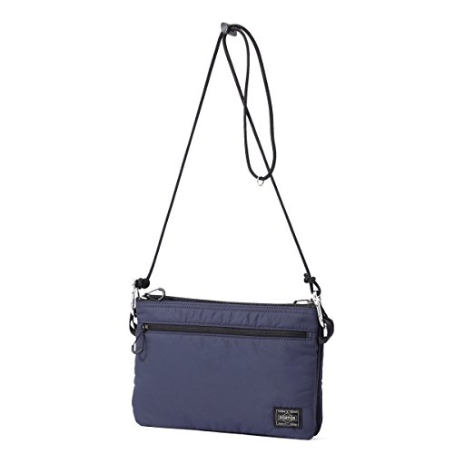 (ヘッド・ポーター) HEAD PORTER | LUMIERE | 3WAY SHOULDER BAG (NAVY)