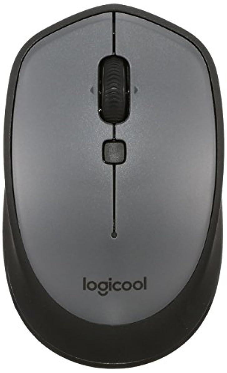 キモい比較忘れっぽいロジクール ワイヤレスマウス 無線 マウス M336BK Bluetooth 6ボタン Windows/Mac/Android対応 M336 ブラック 国内正規品 2年間無償保証