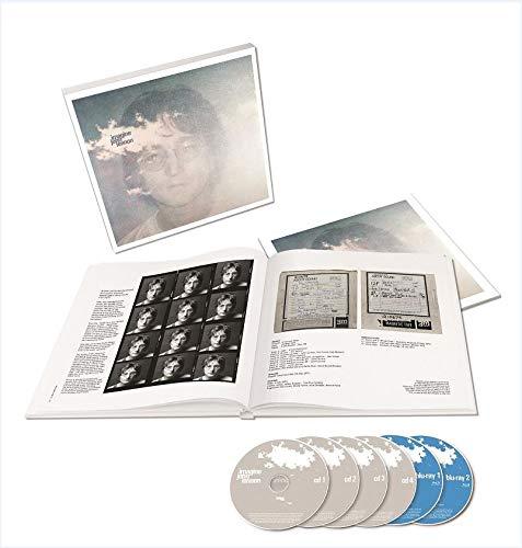 イマジン:アルティメイト・コレクション(スーパー・デラックス ・エディション)(限定盤)(Blu-ray付)