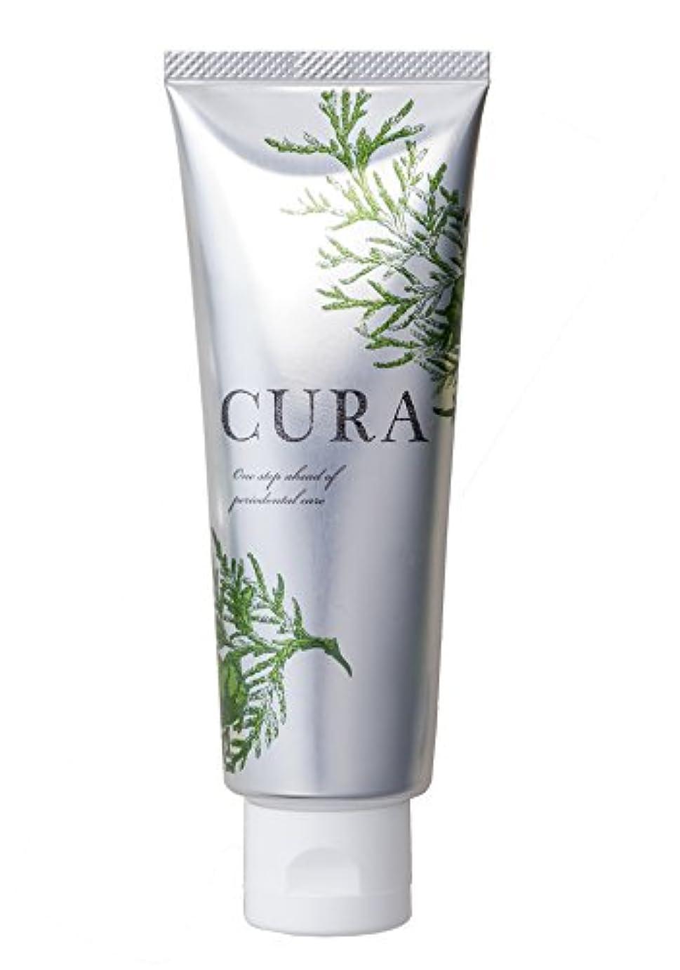 CURA(クーラ)歯磨きジェル 100g