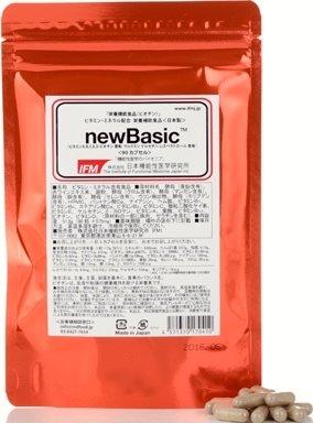 日本機能性医学研究所 newBasic レスベラトロール 含...