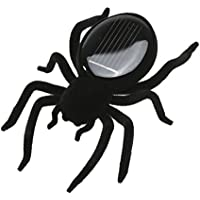 Greensun TMクリエイティブMini Solar Poweredスパイダーロボット昆虫玩具楽しいギフトベビーキッドGags &実用的Jokesおもちゃ