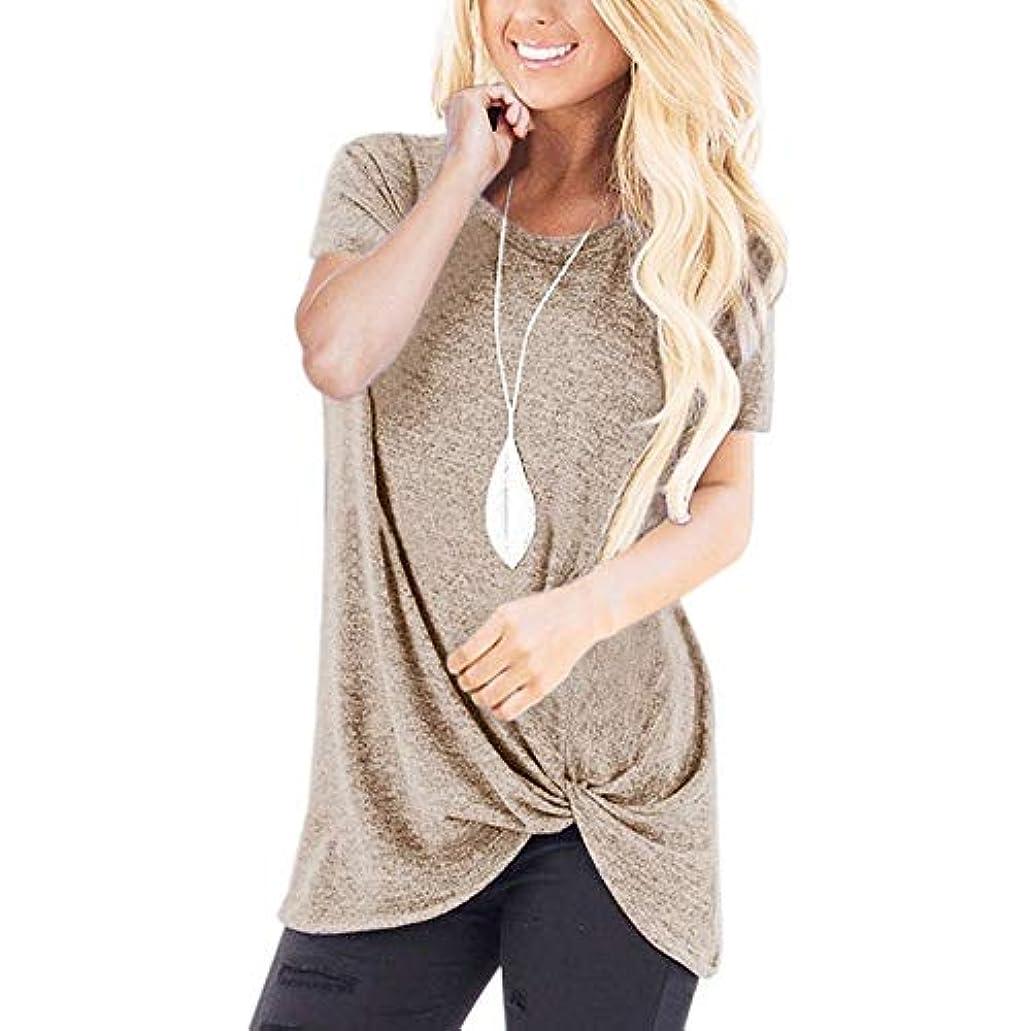 褐色トチの実の木閉塞MIFAN コットンTシャツ、カジュアルTシャツ、レディースブラウス、トップス&Tシャツ、プラスサイズ、ルーズtシャツ