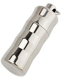 チタンアクセサリー レジエ (leger) 純チタン製ピルケース (カプセルのみ) PC02-3