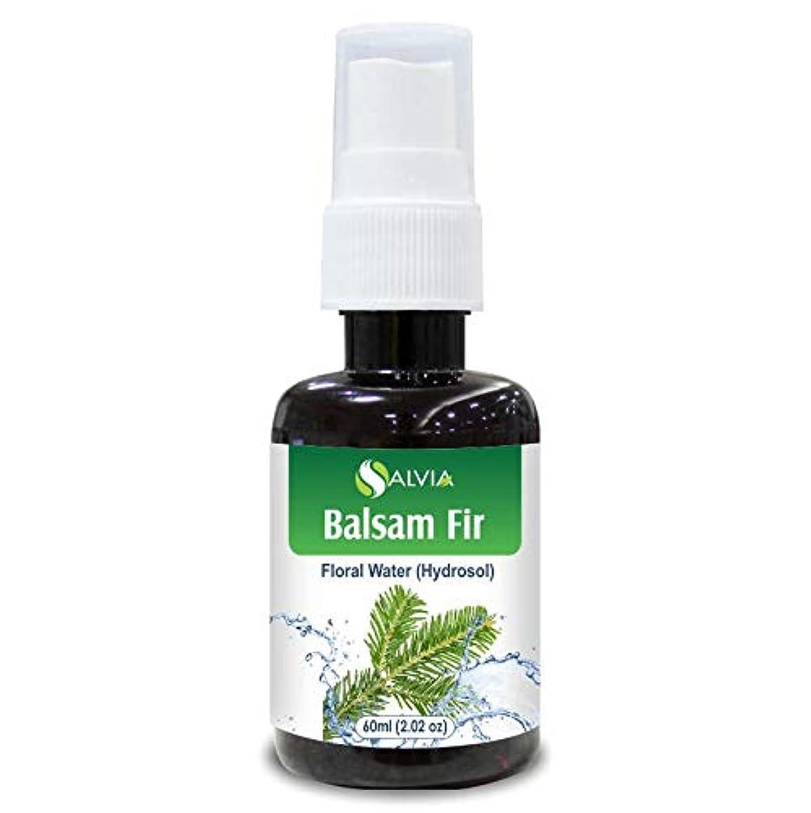 描写表向き歯Balsam Fir Floral Water 60ml (Hydrosol) 100% Pure And Natural