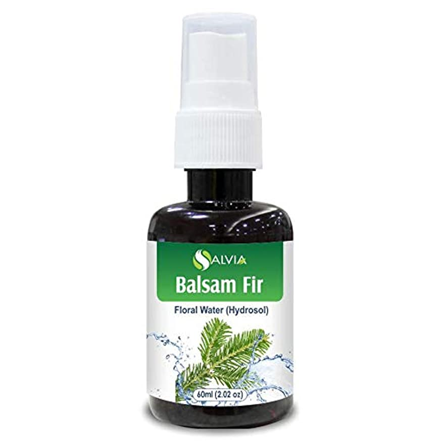 活性化高さ柱Balsam Fir Floral Water 60ml (Hydrosol) 100% Pure And Natural