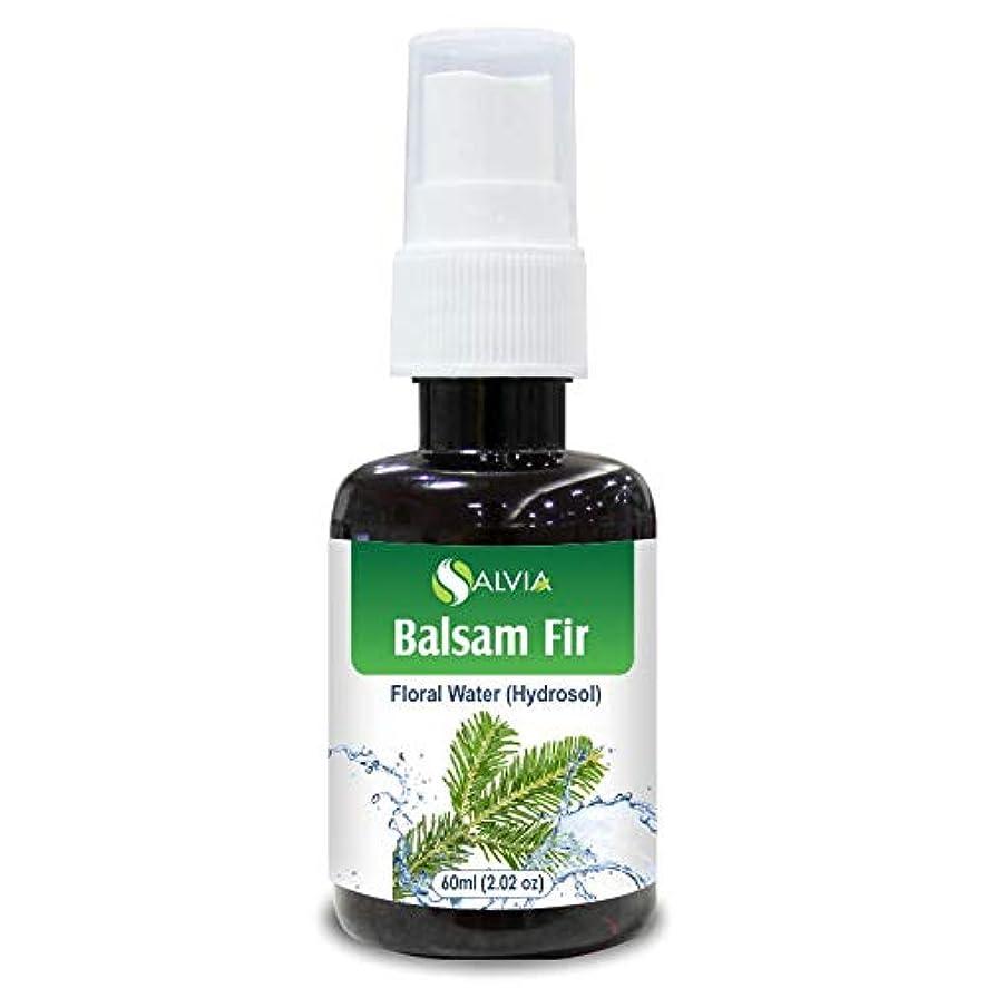 参加するチップ横たわるBalsam Fir Floral Water 60ml (Hydrosol) 100% Pure And Natural