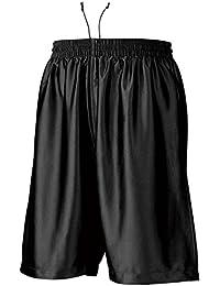 wundou(ウンドウ) ベーシック ウェア バスケット パンツ ブラック P8500-34 ブラック