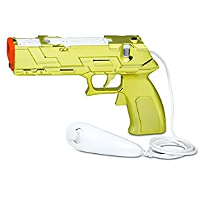 dreamGEAR QUICK SHOT PLUS MOTIONPLUS™ ゴールド