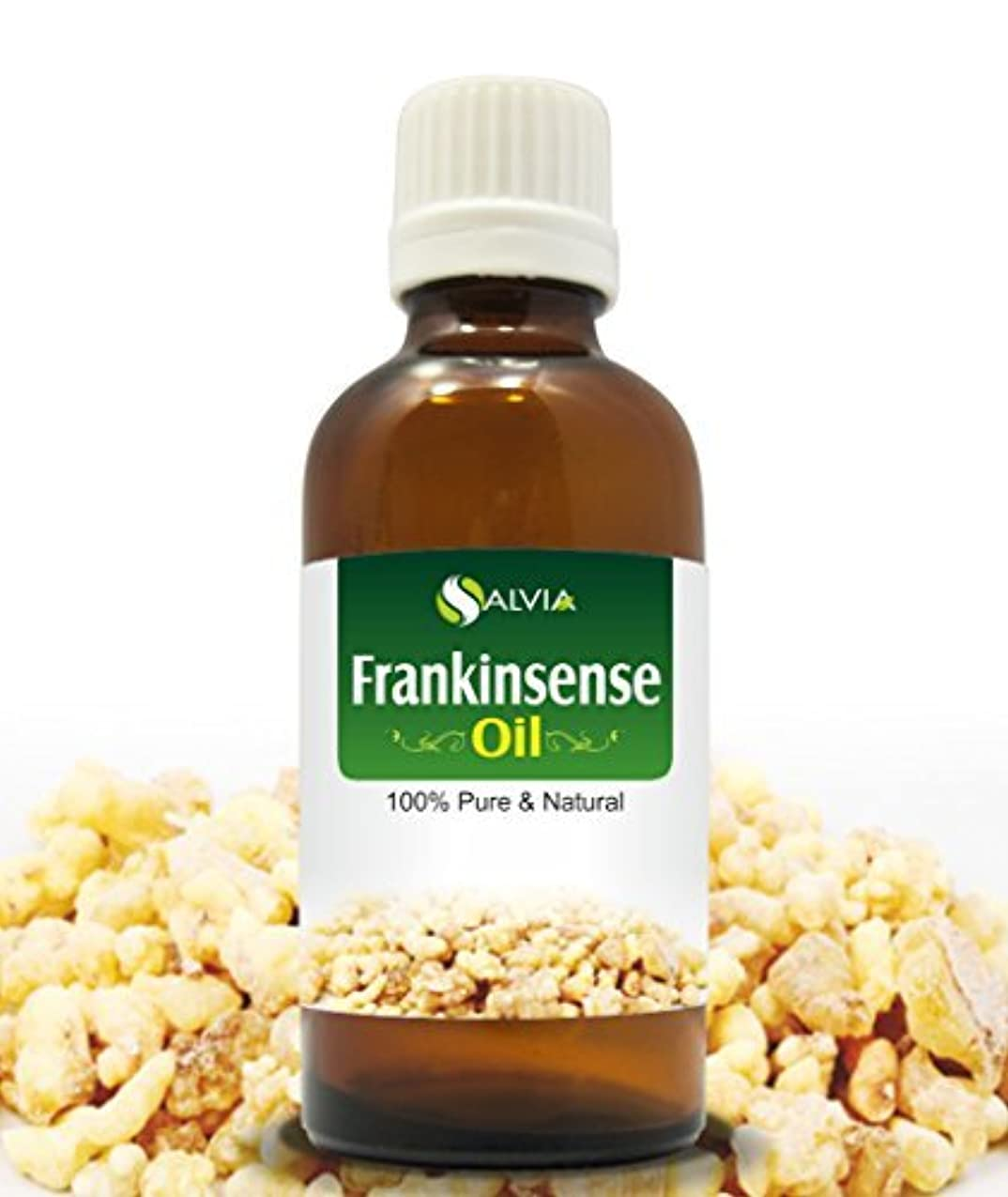 ディスコデンマーク語警察署FRANKINCENSE OIL 100% NATURAL PURE UNDILUTED UNCUT ESSENTIAL OILS 100ML by SALVIA