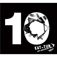 "10TH ANNIVERSARY BEST ""10Ksテンクス! ""【期間限定盤2】(2CD+1DVD)"