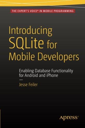 [画像:Introducing SQLite for Mobile Developers]